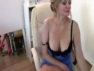 Sweetmeats Manson Busty Milf Get A Hard Boobs Rubbing Part 01