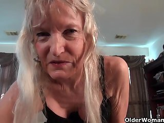 An older woman means game part 145