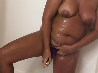 Torrid in the Shower