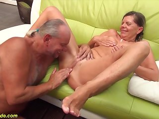 sexy skinny german pigtailgranny gets rough doggystyle big cock fucked by will not hear of husband