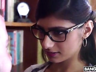 BANGBROS - Mia Khalifa is On every side with the addition of Sexier Than Ever! Detain It Out!