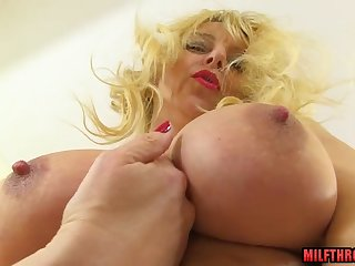 British housewife assfuck with cum shot