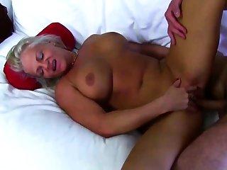 Blowjob Blonde Amateur Mature