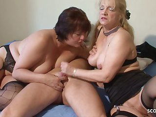 Lesbijki babcia Cipki