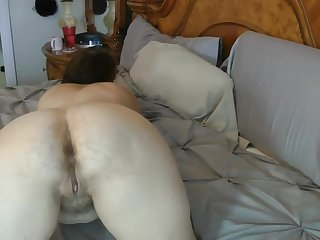 a handful of more old ecumenical showing her hairy ass